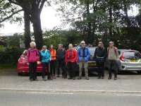 The Group at the Beckside start
