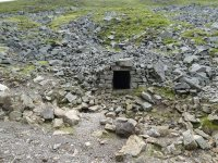 An old audit in the Great Rundale lead mines