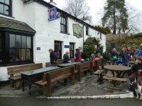 At the Britannia, Elterwater