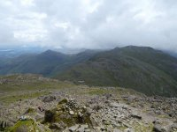 Pike O'Blisco and Crinkle Crags